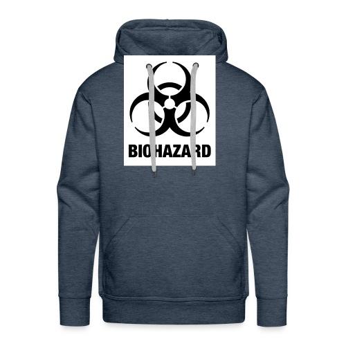 Biohazard - Men's Premium Hoodie