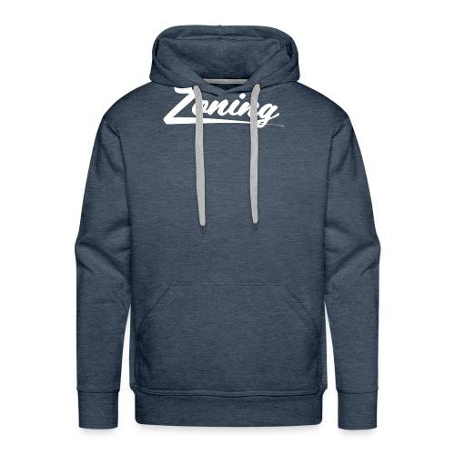 Zoning Sweatshirt - Men's Premium Hoodie