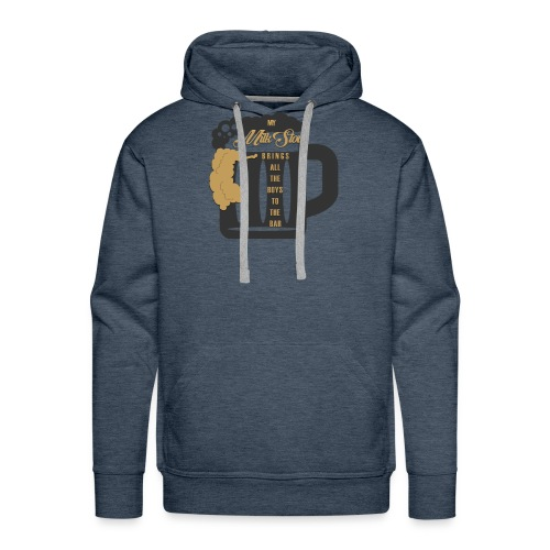 The Milk Stout Shirt - Men's Premium Hoodie