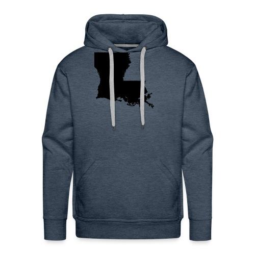 LA LARGE - Men's Premium Hoodie