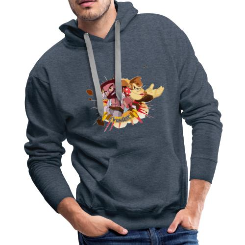 Duo Edition - Men's Premium Hoodie