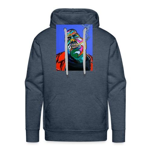 Notorious-B-I-G set 1 - Men's Premium Hoodie