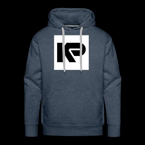Basic KP Design - Men's Premium Hoodie