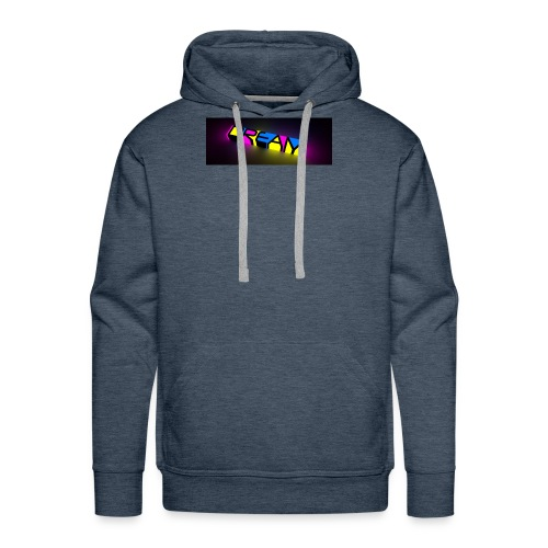 dream color neon - Men's Premium Hoodie