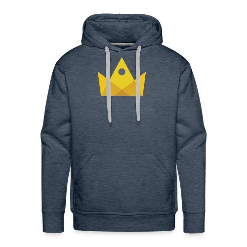 I am the KING - Men's Premium Hoodie