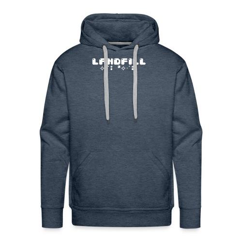 Landfill - Men's Premium Hoodie