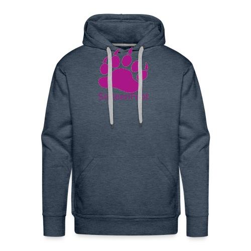 Purple_Logo - Men's Premium Hoodie