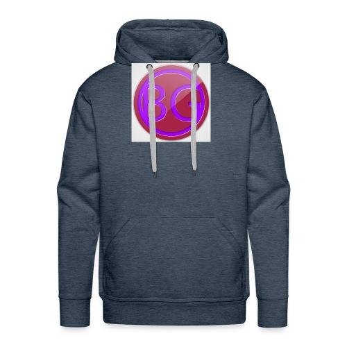 Brother Gaming 2016 logo apparel - Men's Premium Hoodie