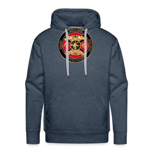 Alaska Association of Fire and arson investigators - Men's Premium Hoodie