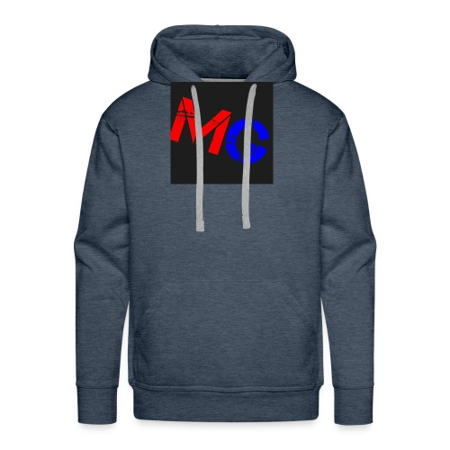Mobile Gamer - Men's Premium Hoodie