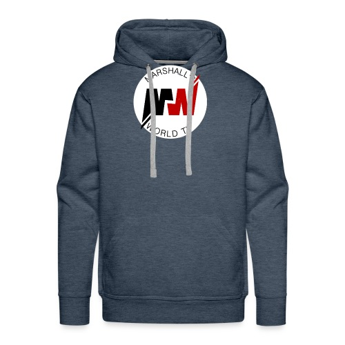 Marshalls World Tv - Men's Premium Hoodie