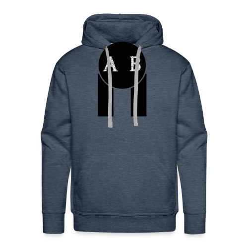 AB the best - Men's Premium Hoodie