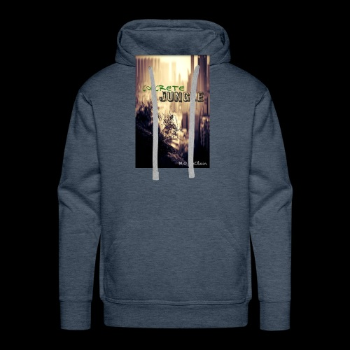 Concrete Jungle - Men's Premium Hoodie