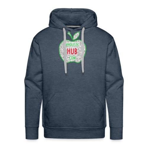 WholisticHub Apple - Men's Premium Hoodie