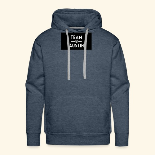 Team Austin Youtube Fan Base - Men's Premium Hoodie