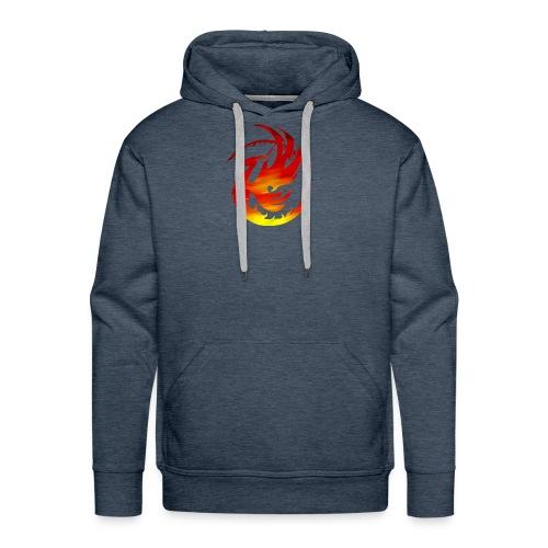 phoenix logo - Men's Premium Hoodie