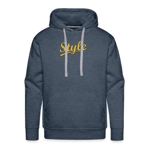 Step in style merchandise - Men's Premium Hoodie