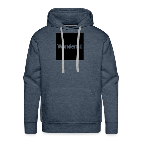 Wonderful - Men's Premium Hoodie