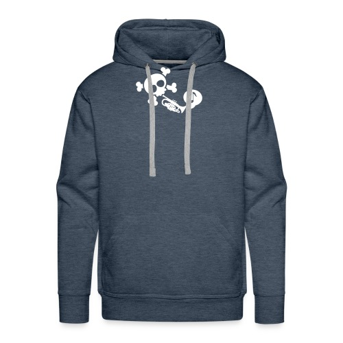 TRUMPET DIARY - Men's Premium Hoodie