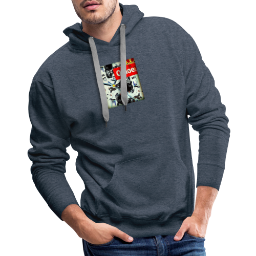 Omoe gets old - Men's Premium Hoodie