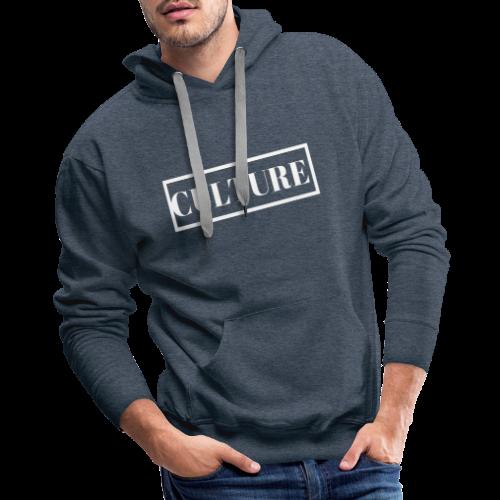 culture - Men's Premium Hoodie