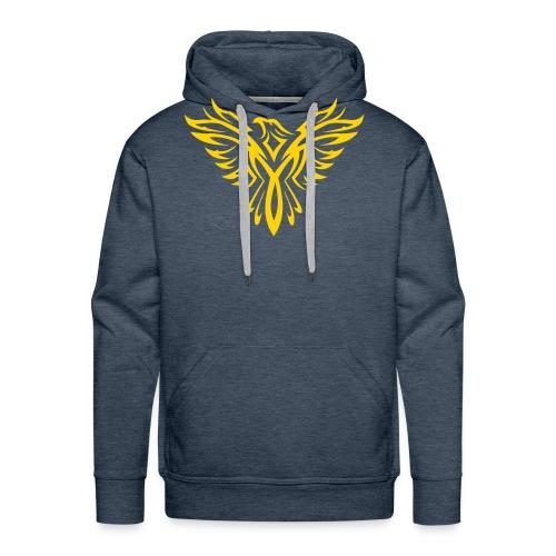 Canadian Eagle - Men's Premium Hoodie