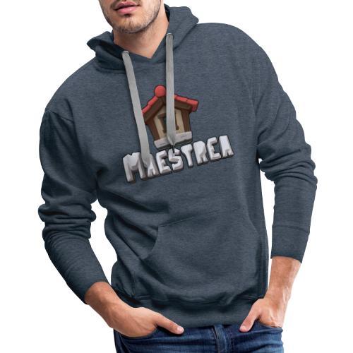 Maestrea Logo - Men's Premium Hoodie