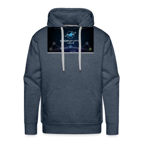 Cryptocurrency - Men's Premium Hoodie