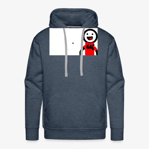 The first animation - Men's Premium Hoodie