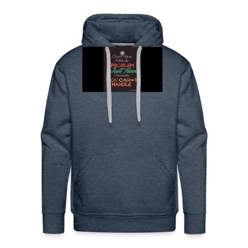 Denver - Men's Premium Hoodie