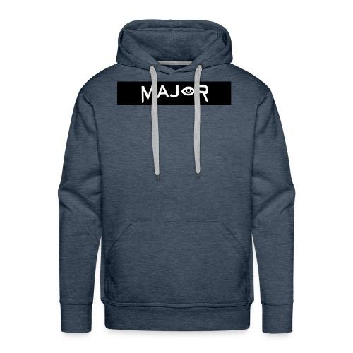 MAJOR Original - Men's Premium Hoodie