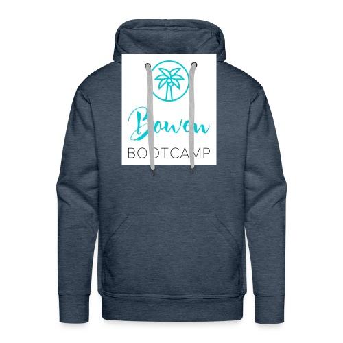 Bowen bootcamp active gear - Men's Premium Hoodie