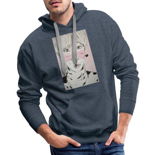 Suga Blush #1 - Men's Premium Hoodie
