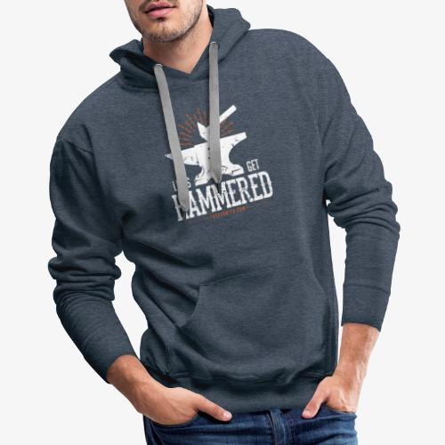 Let's Get Hammered! - Men's Premium Hoodie