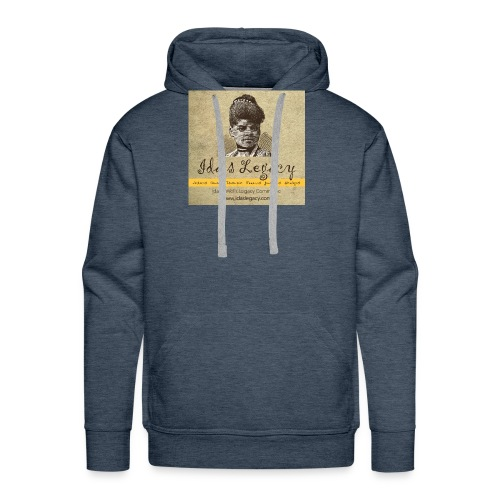 Ida's Legacy Full Color Art - Men's Premium Hoodie