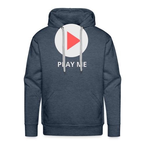 play me - Men's Premium Hoodie