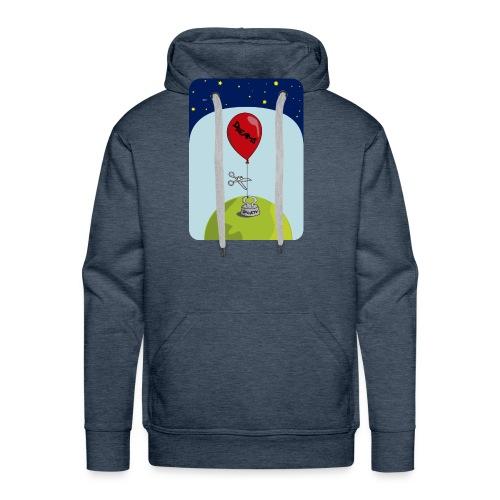 dreams balloon and society 2018 - Men's Premium Hoodie