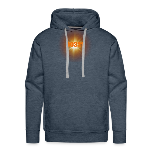 Main YouTube Channel Logo - Men's Premium Hoodie