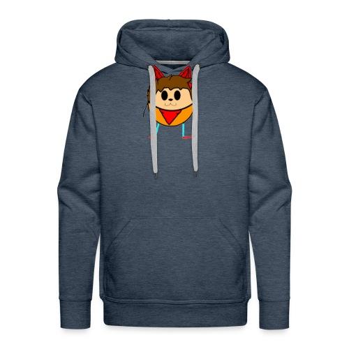 I Love Fried chicken - Men's Premium Hoodie