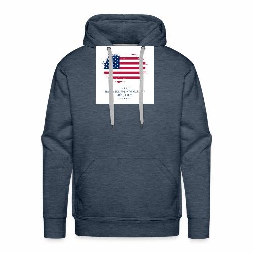 Independence Day IMG 0433 - Men's Premium Hoodie