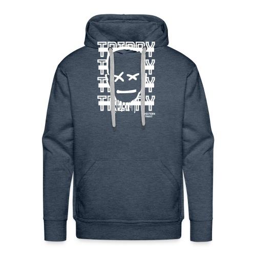 Trippy Design - Men's Premium Hoodie