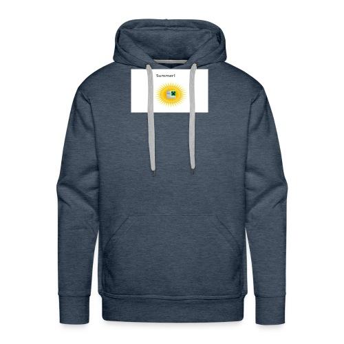 Mathify summer design - Men's Premium Hoodie