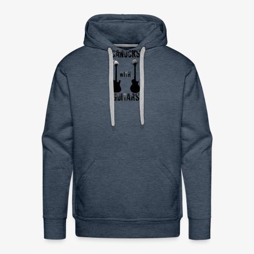 CWGCLRBLK - Men's Premium Hoodie