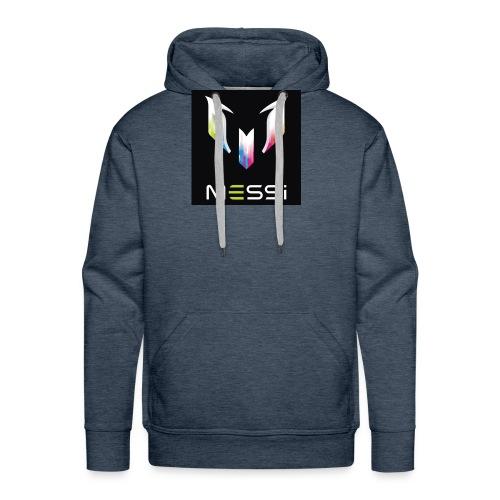 messi - Men's Premium Hoodie