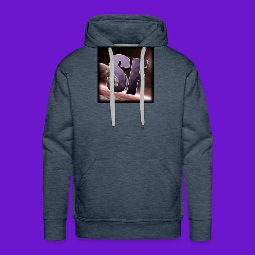 The SF logo - Men's Premium Hoodie
