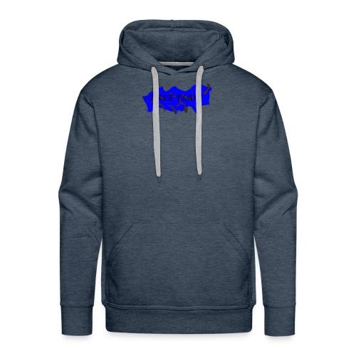 TreeSTYLE (BLUE EDITION) {NEW} - Men's Premium Hoodie