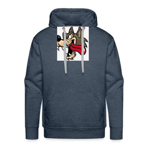 wolfy - Men's Premium Hoodie