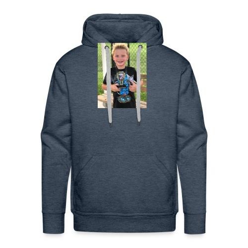 Jack swim shirt - Men's Premium Hoodie