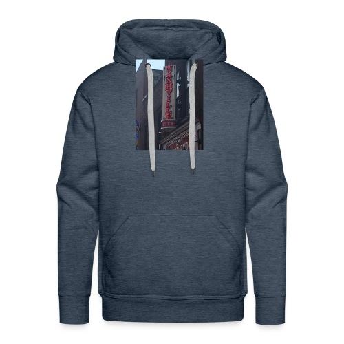 nashville - Men's Premium Hoodie