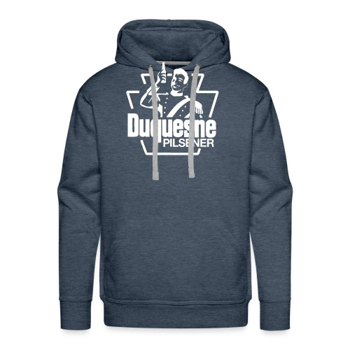 Duquesne Brewing Company - Have A Duke! - Men's Premium Hoodie